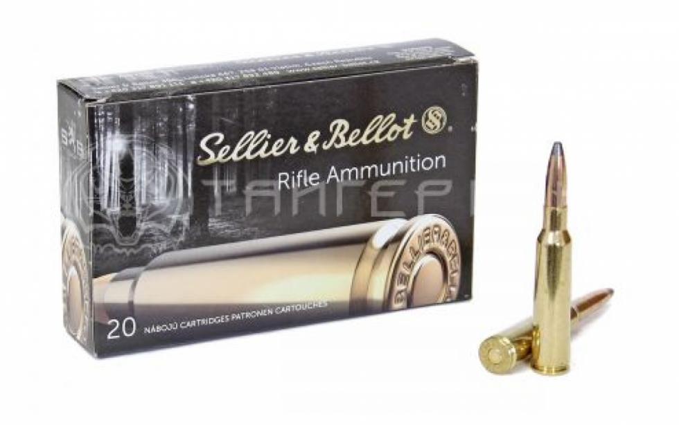 Sellier&Bellot 6,5х55 SE SP 10,1 г (20)