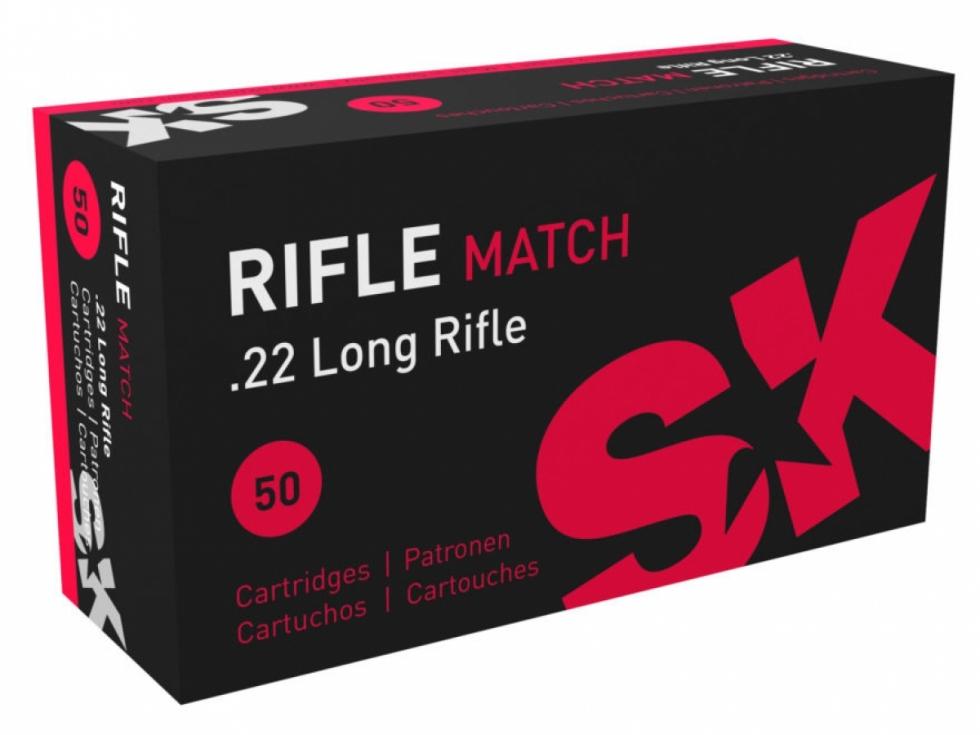 22 LR SK RIFLE MATCH
