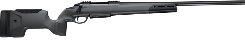 Sako S20 Precision Carbon Steel