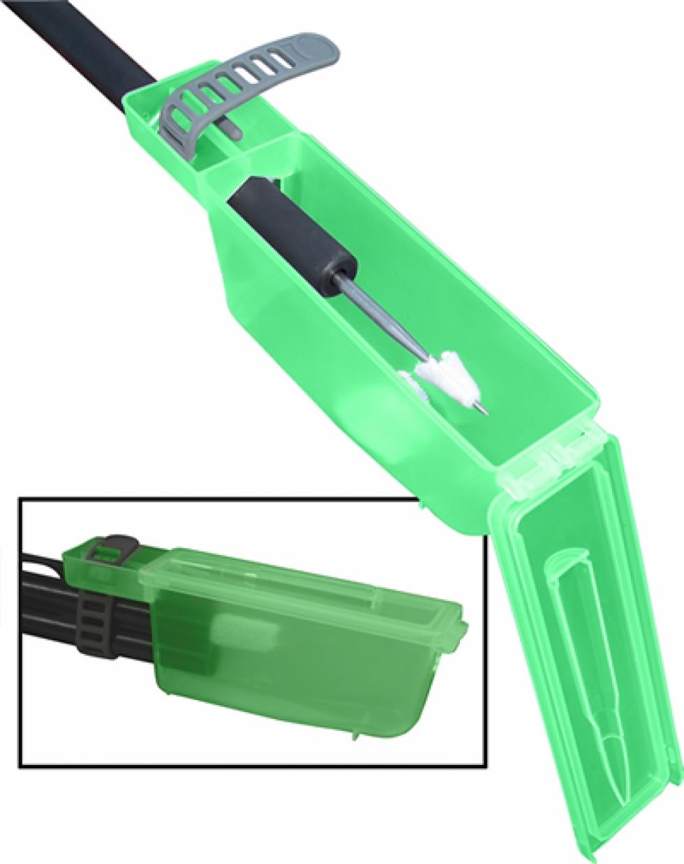 Ловушка для использованных патчей Patch MTM