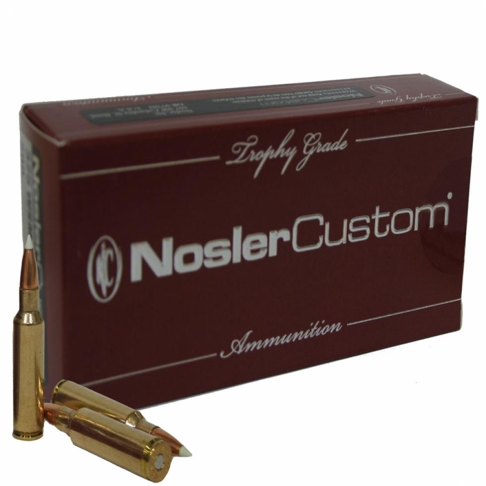 Nosler Custom, .325 WSM, AccuBond, 200gr./13гр,20 шт.