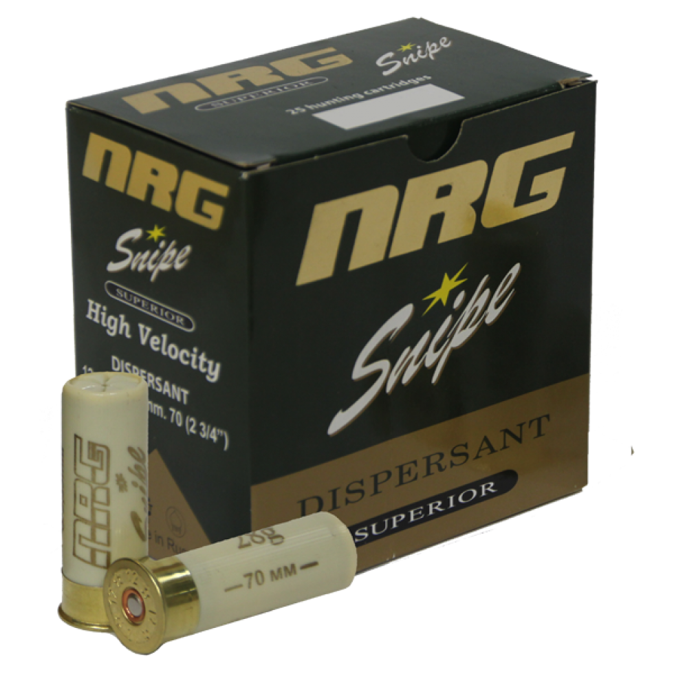NRG Snipe, 12/70, №8, 28 гр.