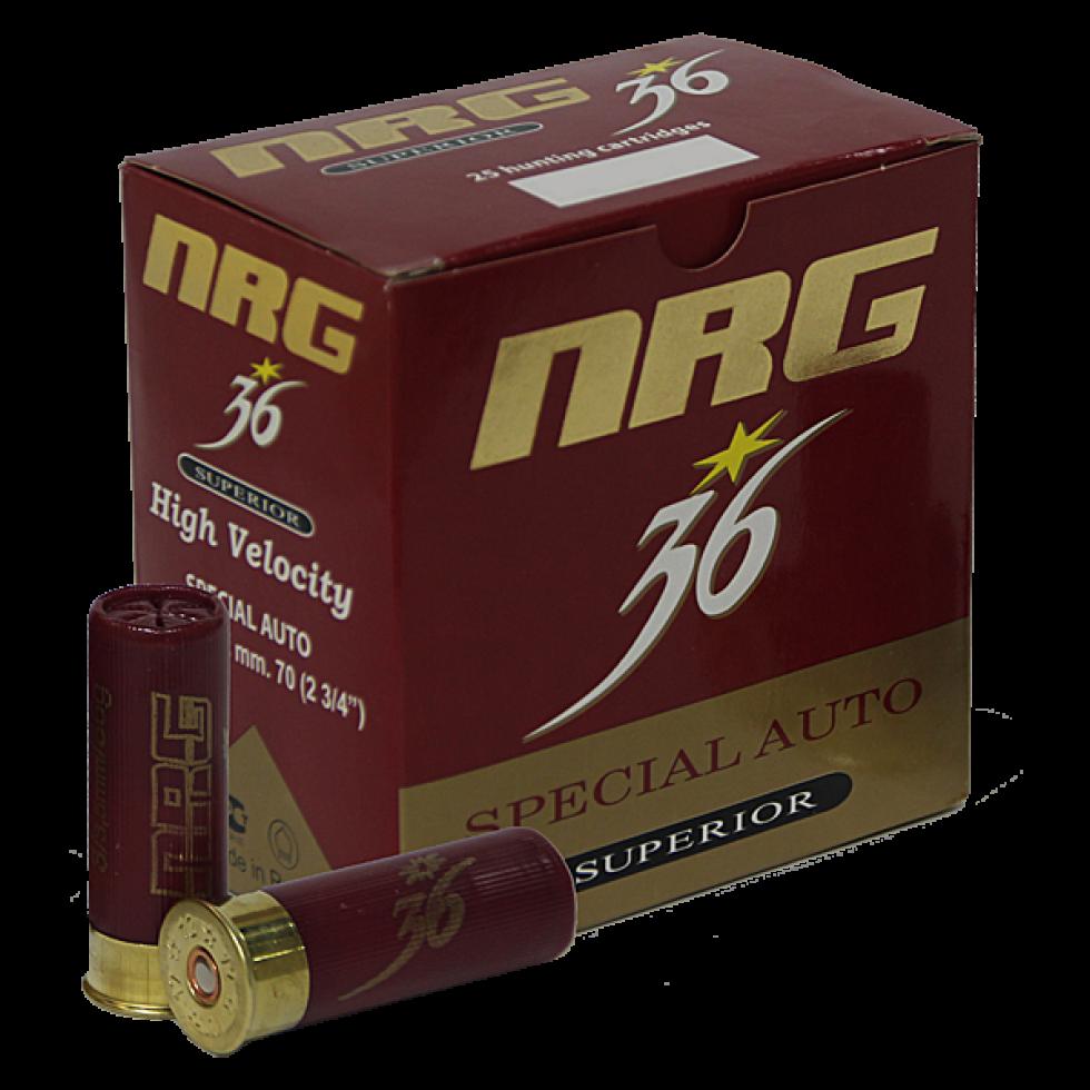 NRG 36 Auto, 12/70, №00, 36гр.