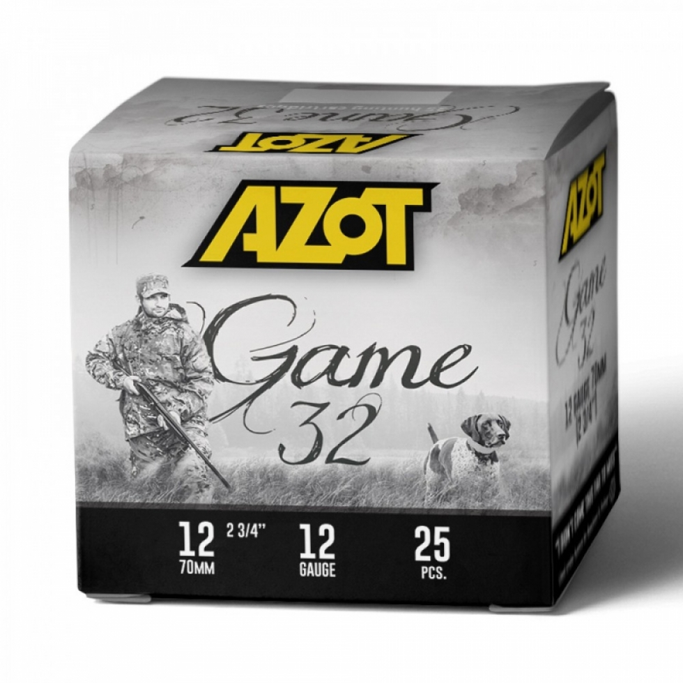 Azot Game 32, 12/70, №2, 32гр.