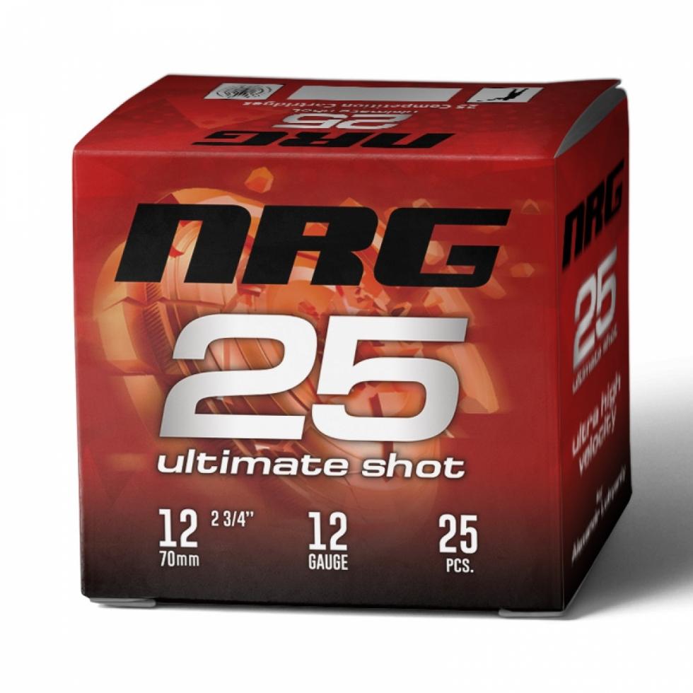 NRG 25 Sporting, 12/70, №7.5, 25гр.