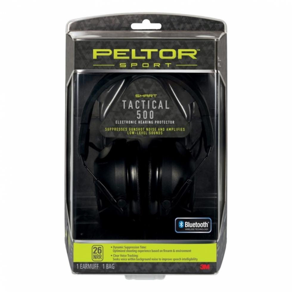 Активные наушники Peltor Sport Tactical 500, NRR 26