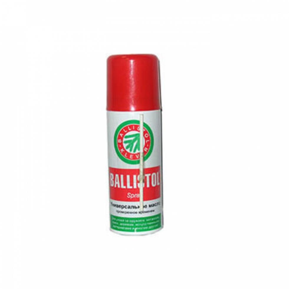 Масло оружейное. Ballistol spray 50ml.