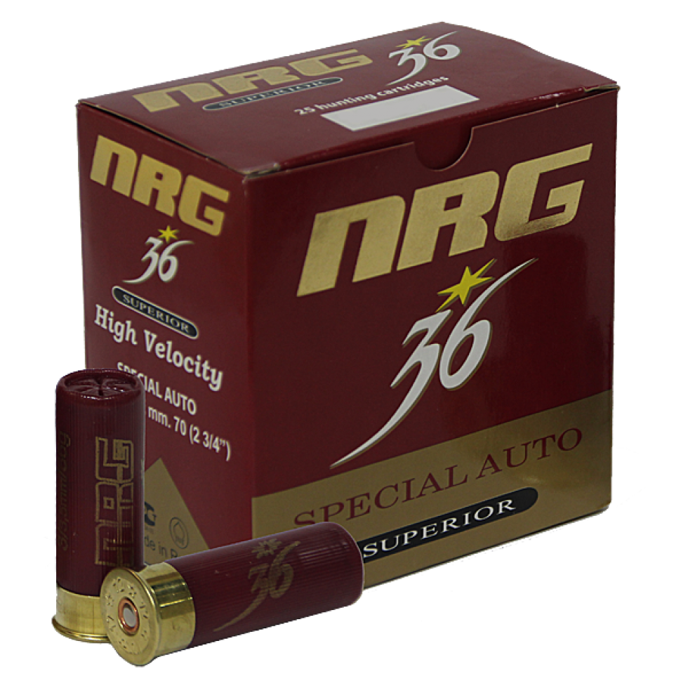 NRG 36 Auto, 12/70, №5, 36гр.