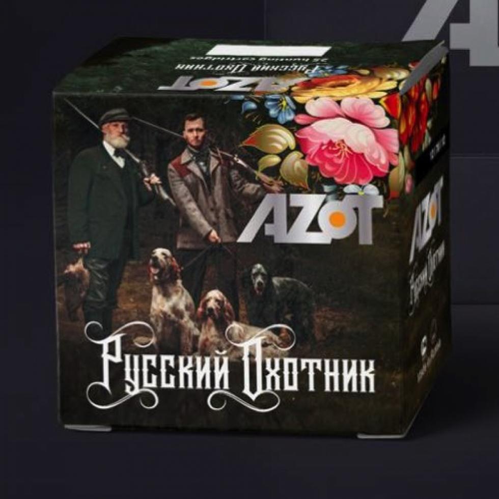 Азот. Русский Охотник, 12/70 Б/К, №00 - 7, 32 гр.