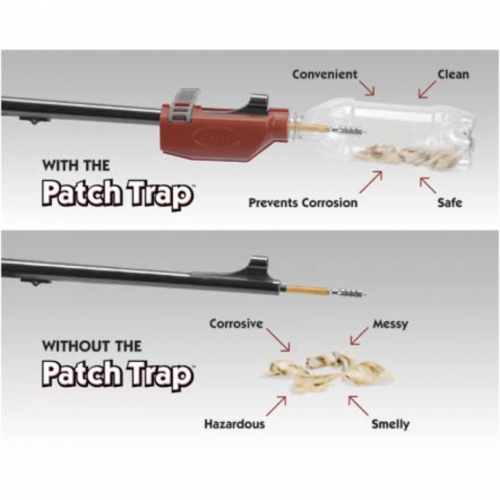 Ловушка для использованных патчей Patch Trap Tipton